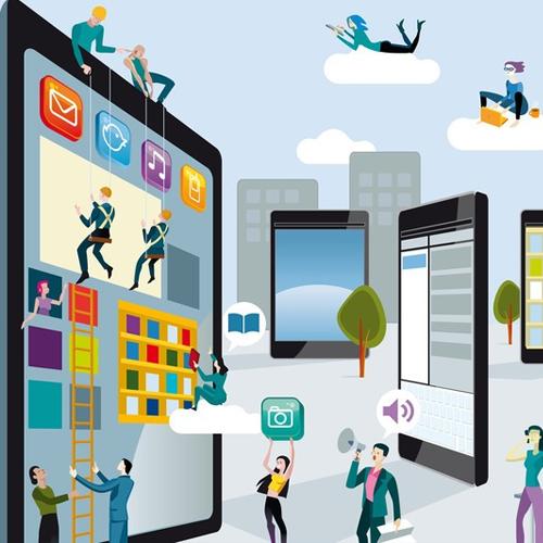 Корпоративная социальная сеть